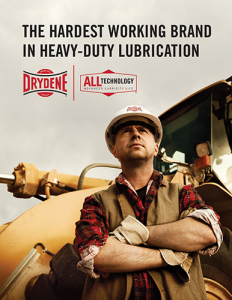 Drydene - The Hardest Working Brand in Heavy-Duty Lubrication