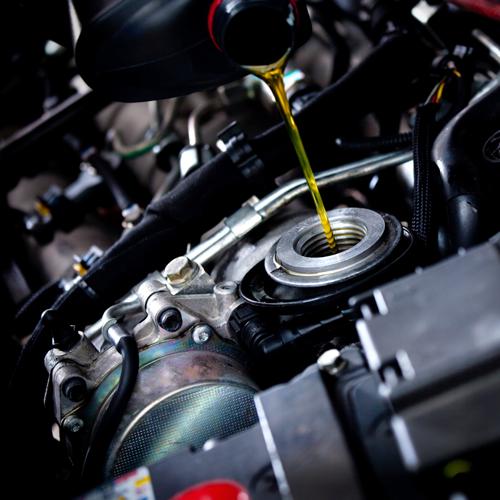 Automotive Motor Oils