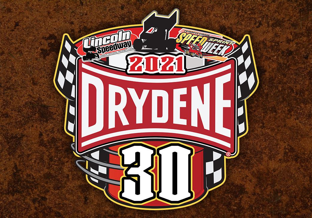 drydene 30 logo